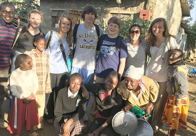 Serving Others in the Rift Valley