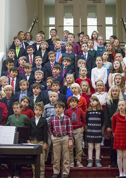 Lower School Christmas Concert