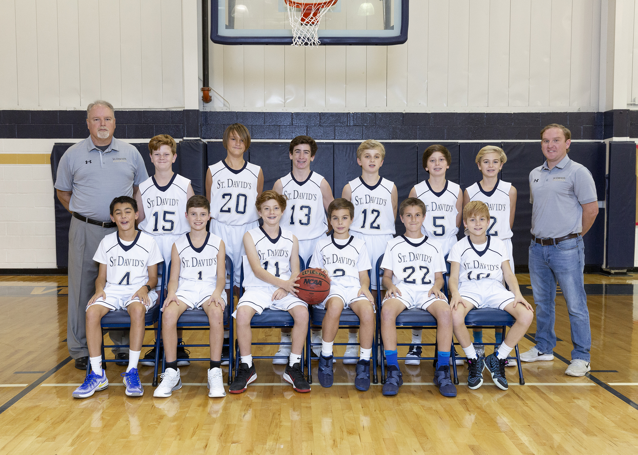 Middle School Boys Basketball B
