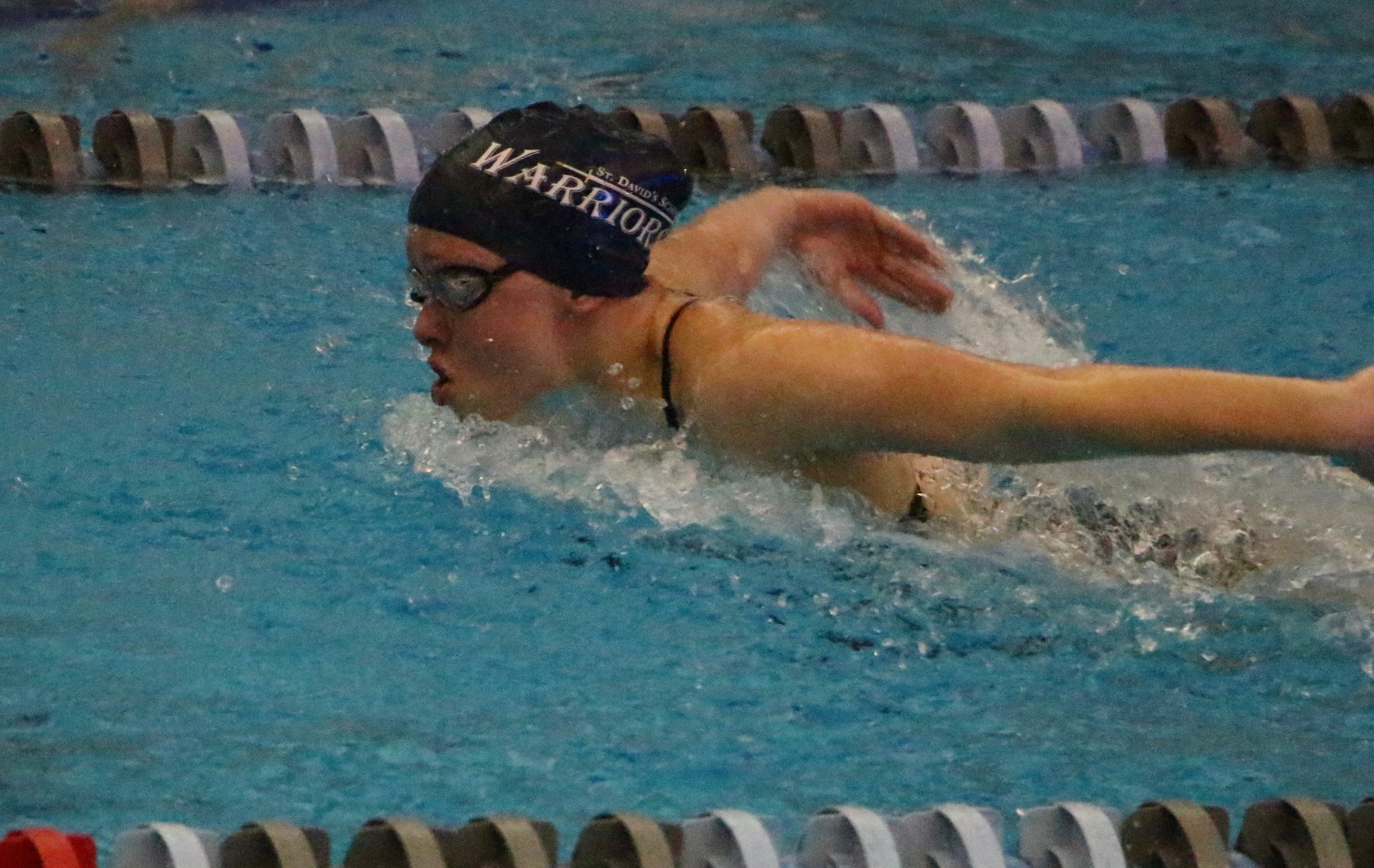 Warriors Swimmers Compete In EPIC Tournament